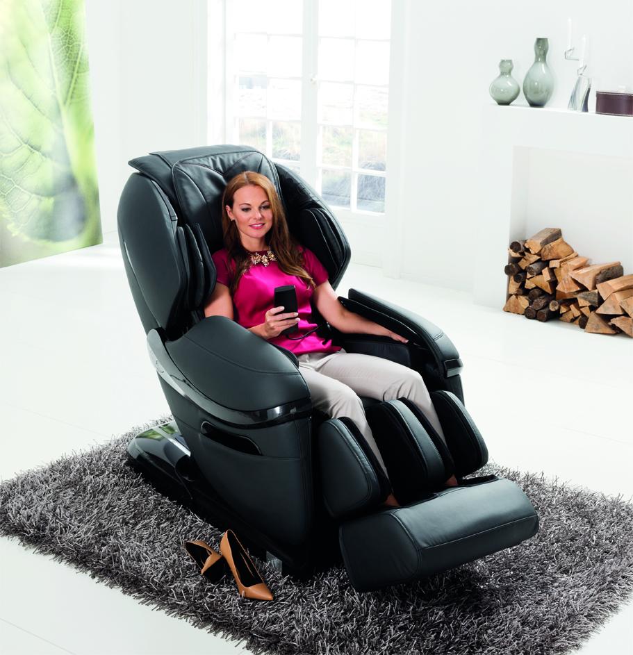 Массажные кресла в картинках