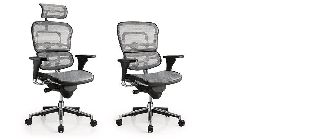 Эргономичное компьютерное кресло Comfort Seating Ergohuman Standart особенности