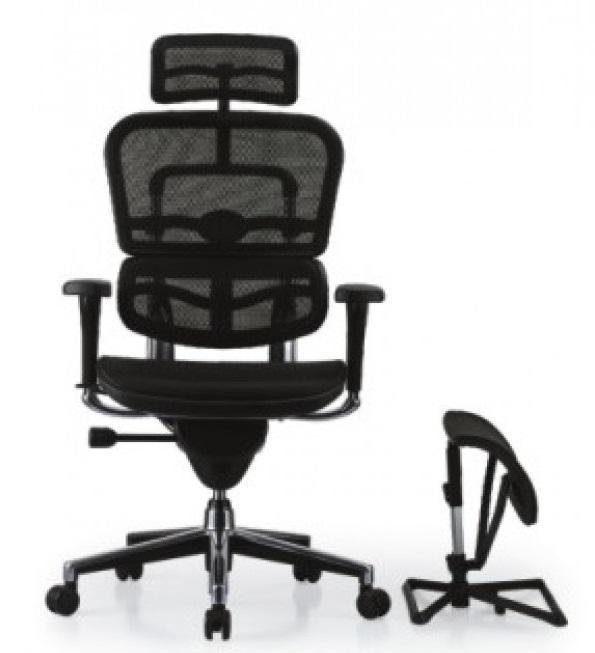 Эргономичное компьютерное кресло Comfort Seating Ergohuman Standart комплектация