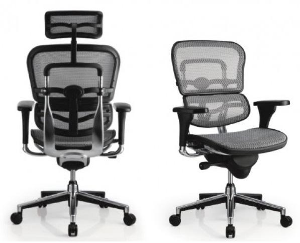 Эргономичное компьютерное кресло Comfort Seating Ergohuman Standart