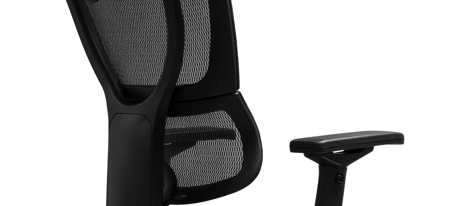 Эргономичное компьютерное кресло Сomfort Seating Mirus спинка