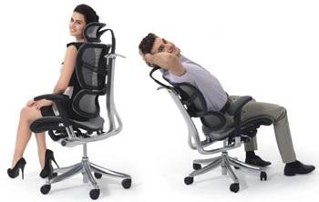 Особенности кресла Expert Fly