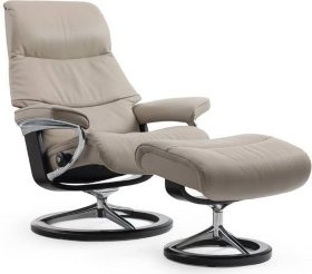 Кресло реклайнер Stressless View Classic chair w/footstool